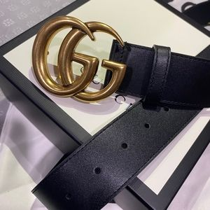 Women's Black Gucci Belt with Tags